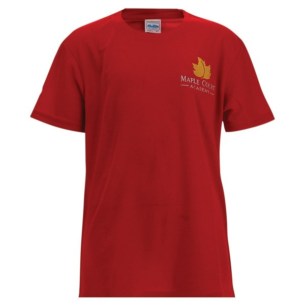 Maple Court PE T-shirt
