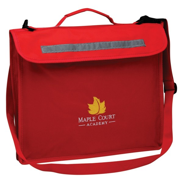 Maple Court Book Bag