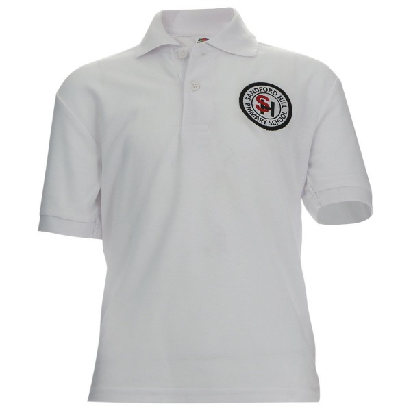 Sandford Hill Primary Polo