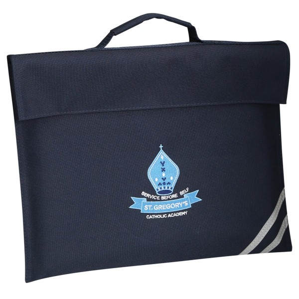 St Gregory's Catholic Academy Book Bag