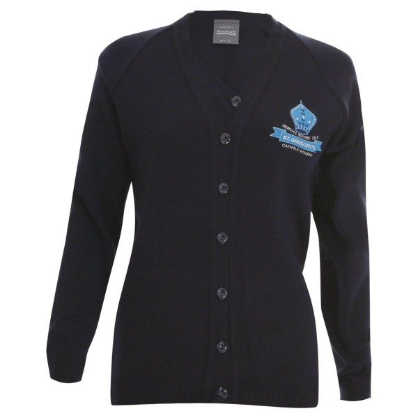 St Gregory's Catholic Academy Knitwear Cardigan