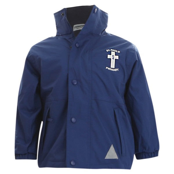 St Pauls Primary Coat