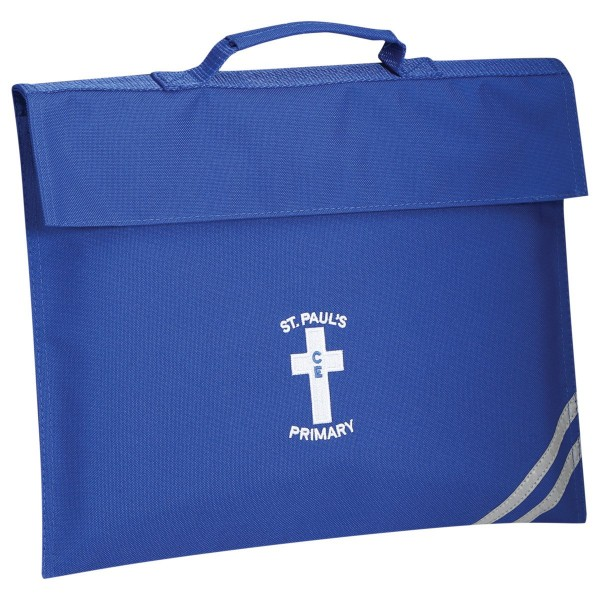 St Pauls Book Bag