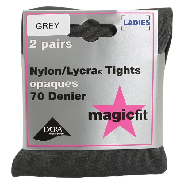 Discovery Academy Girls Opaque Tights