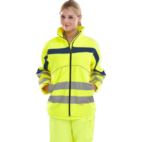 Hi-Vis Eaton Soft Shell Jacket