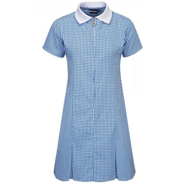Gladstone Gingham Dress