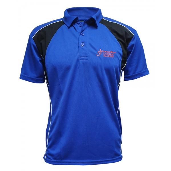 St Thomas More Unisex PE Polo Shirt