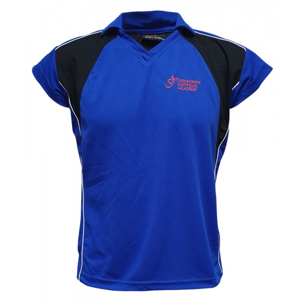 St Thomas More Girls PE Polo Shirt