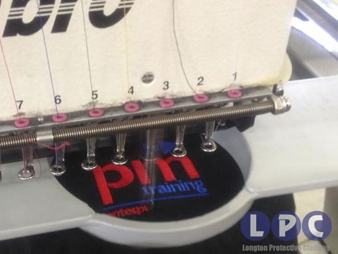 Custom embroidery in Stoke-on-Trent